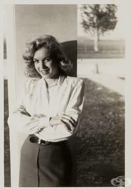 31 непубликувани снимки на Мерилин Монро, които ще бъдат продадени на търг - изображение