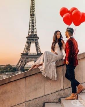 Младоженците посещават 33 страни в една година, за да отпразнуват своя меден месец - изображение