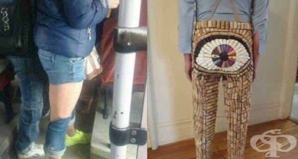 30 модни изцепки, които са смешни и потресаващи - изображение