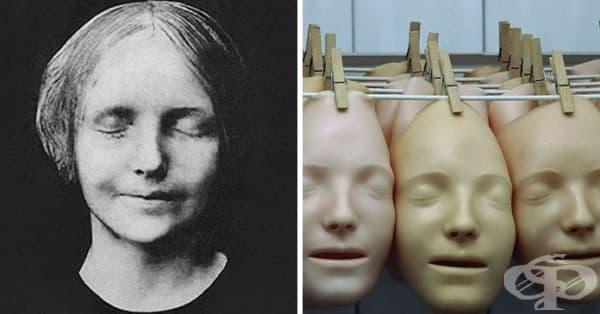 """Лицето на тази удавена жена се превърна в """"най-целуваното лице"""" на всички времена - изображение"""