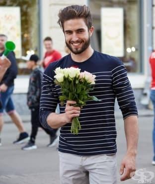 Експеримент показва може ли една обикновена роза да подобри настроението - изображение