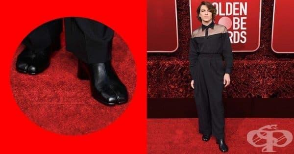 Обувки във формата на копита са новия тренд в модния свят - изображение