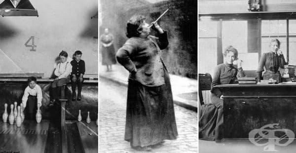 10 странни професии, които са съществували в миналото - изображение