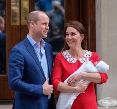 Снимките на Кейт Мидълтън, 7 часа след появата на принца, вдъхновиха младите майки да покажат реални кадри след раждане - изображение