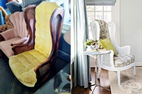 Не изхвърляйте старите съветски мебели. Вижте какво можете да направите с тях  - изображение