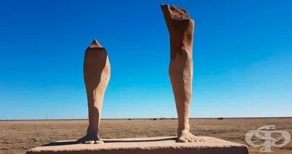 25 странни скулптури, които предизвикват множество въпроси - изображение