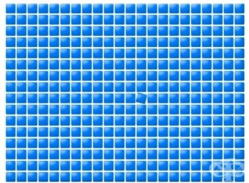 Ако успеете да минете този тест за 10 секунди, значи имате уникално зрение - изображение