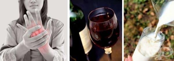 7 подходящи напитки за тези, които страдат от артрит - изображение