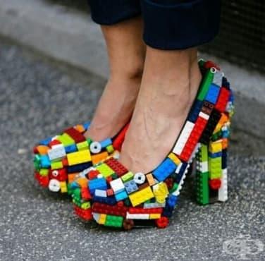 25 налудничави дизайнерски обувки, които ще ви оставят в ступор - изображение
