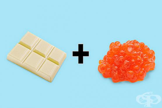 14 странни вкусови комбинации, които няма да съжалявате, ако опитате - изображение