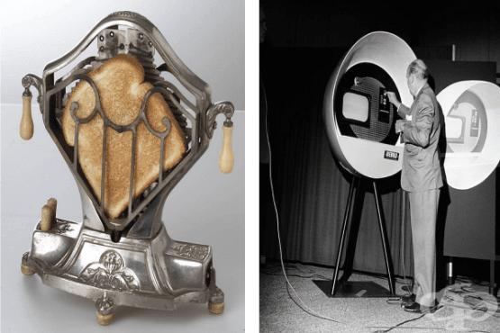 15 електрически уреда, които в миналото са изглеждали съвсем различно - изображение