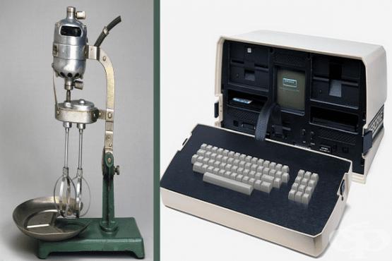 Ето как са изглеждали ранните образци на познати електроуреди - изображение