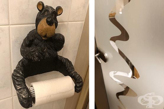 15 необичайни тоалетни, които има с какво да изненадат своите посетители - изображение