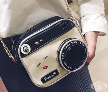 25 оригинални дамски чанти, които ще привлекат всяка дама - изображение