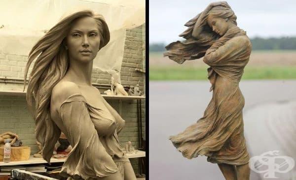 25 скулптури, които са прекалено красиви за този свят - изображение