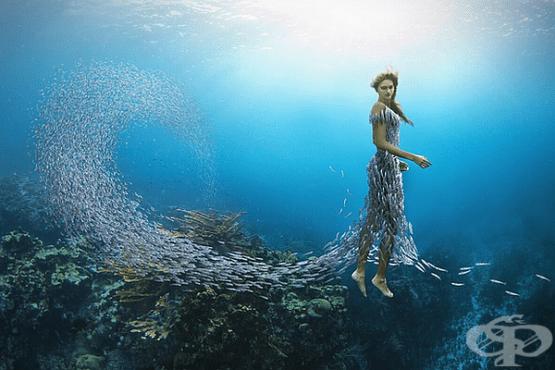 Невероятни модни портрети, съчетаващи фантазия с реалност - изображение