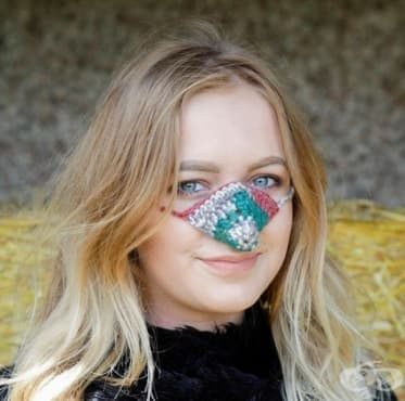 Компания създаде затоплящи калъфи за нос - изображение