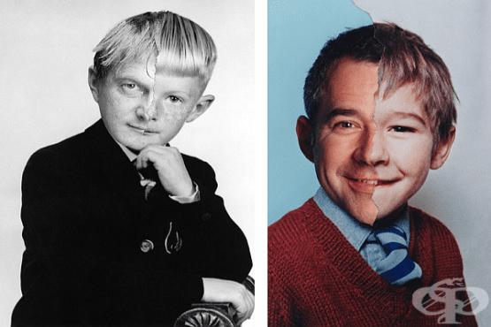 Фотопроект показва как се променя човек с възрастта - изображение