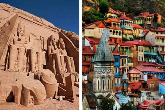 Египет е обявен за най-интересната дестинация за туристите по цял свят - изображение