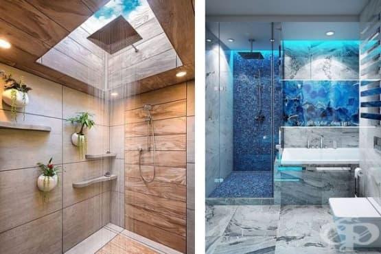 20 страхотни дизайна за обзавеждане на вашата баня - изображение