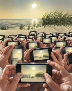 30 напълно истински илюстрации, които показват какво не е наред с днешното общество - изображение