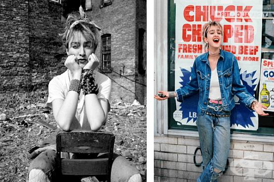 Как е изглеждала Мадона, преди да стане известна? Вижте нейни снимки от 1983 г. - изображение