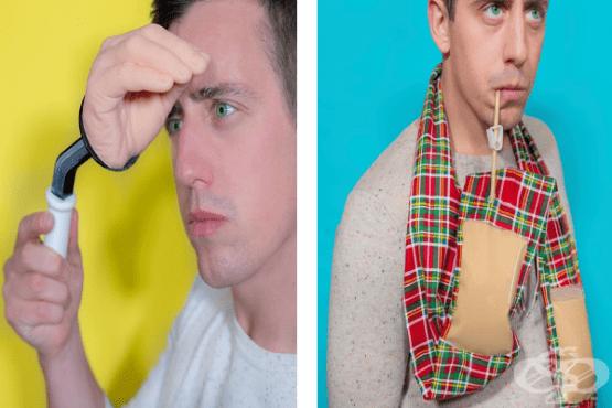Американският дизайнер Мат Бенедето с 14 нови изобретения, които решават несъществуващи проблеми - изображение