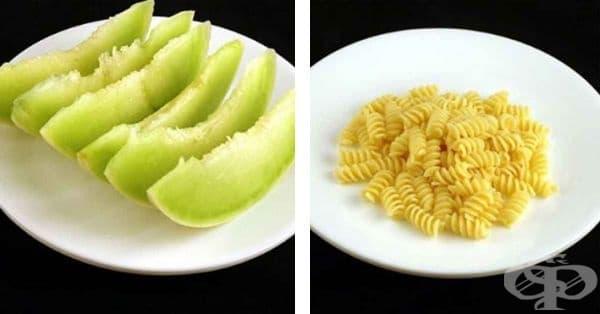 Ето как изглеждат 200 калории в различни храни - изображение