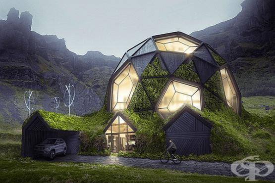 Графични дизайнери преработват стари сгради по света според тенденциите на 21 век  - изображение