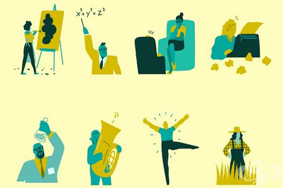 Разпознайте таланта на вашето дете според 8-те вида детска интелигентност - изображение
