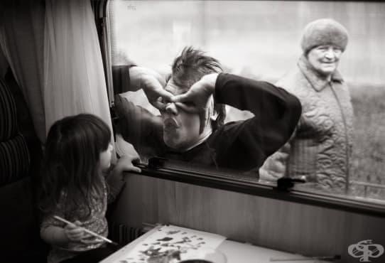 18 очарователни черно-бели снимки, които ще повдигнат настроението ви - изображение