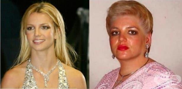19 шокиращи двойници на знаменитости от цял свят! - изображение