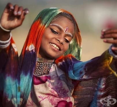 Фотограф пътува из Индия, за да покаже необятната красота на местните  - изображение