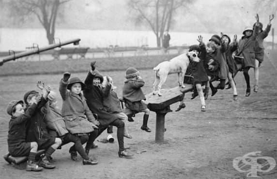 Как се забавляваха децата преди смартфоните? - изображение
