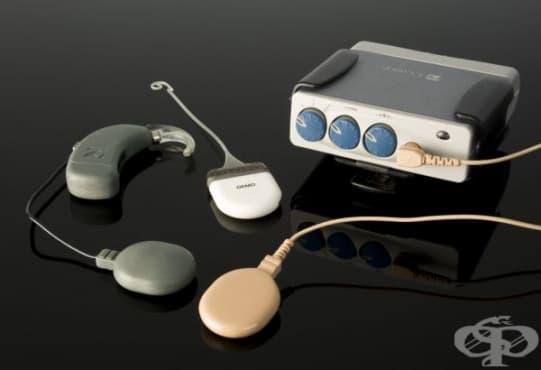 Английски кохлеарни импланти от 1999 година - изображение