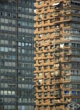Коя сграда е по-близо? - изображение