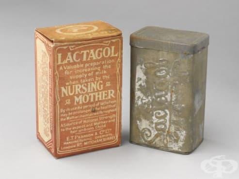 """""""Lactagol"""" - английската хранителна добавка от 1920 година - изображение"""