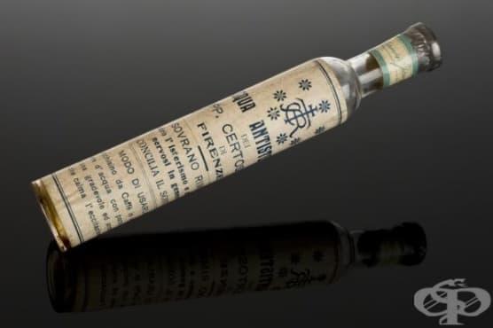 """Лечебна вода срещу """"хистерия"""" от 1850г.  - изображение"""