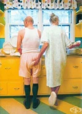 20 доказателства, че истинската любов не остарява - изображение