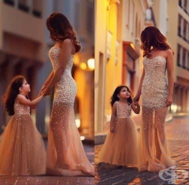 Каквато е майката - такава и дъщерята: 20 снимки, които показват приликата между майките и дъщерите - изображение