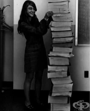 Маргарет Хамилтън - една жена в мъжкия инженерен свят - изображение