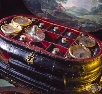 Медицински сандък от 16-ти век - изображение