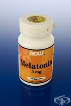 Американски мелатонинови таблетки от края на 20 век - изображение