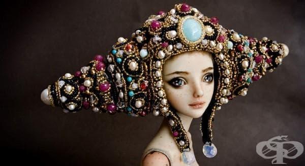 Вижте невероятно реалистичните кукли за възрастни на Марина Бичкова - изображение