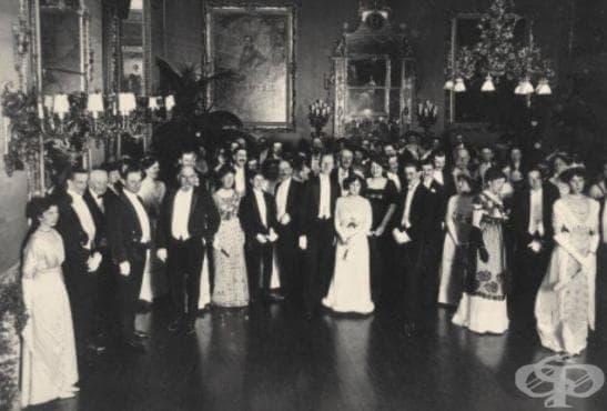 """Снимка от последната нощ на """"Титаник"""" преди потъването му през 1912 г. - изображение"""