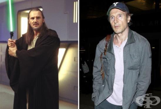 """Вижте актьорите от """"Междузвездни войни"""" преди и сега! - изображение"""
