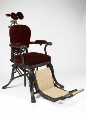 Стоматологични столове от 18-ти и 19-ти век  - изображение