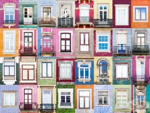 Фотограф обикаля света, за да улови красотата на вратите и прозорците - изображение