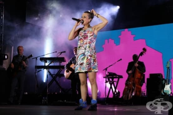 Втора вечер на международния музикален фестивал за съвременна франкофонска музика Lеs Francofolies - изображение