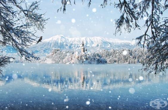 20 спиращи дъха зимни пейзажа - изображение